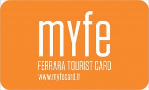 LOGO MYFE CARD